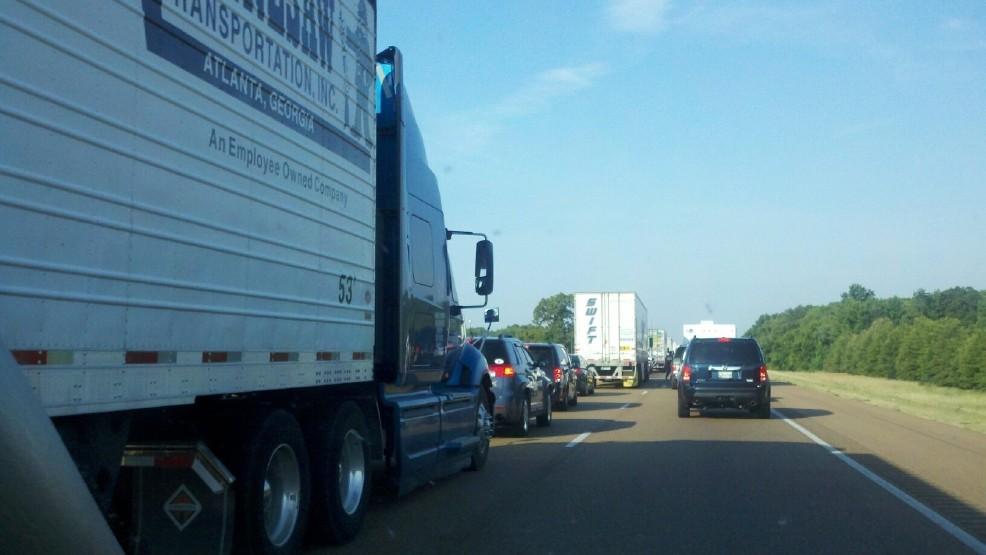 I-40 shutdown between Brinkley & Hazen | KATV