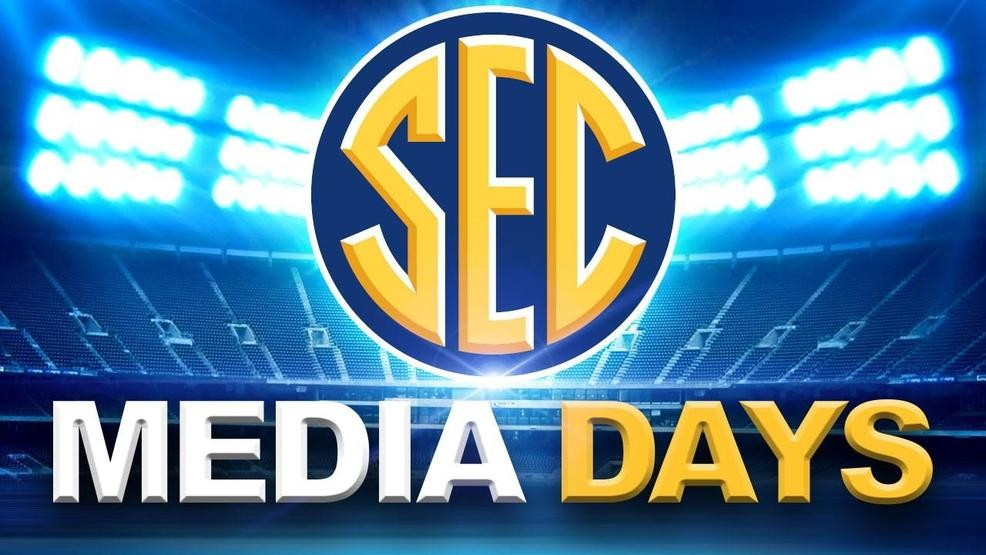 2019 Media Days (Monday, 7/15 through Thursday, 7/18)