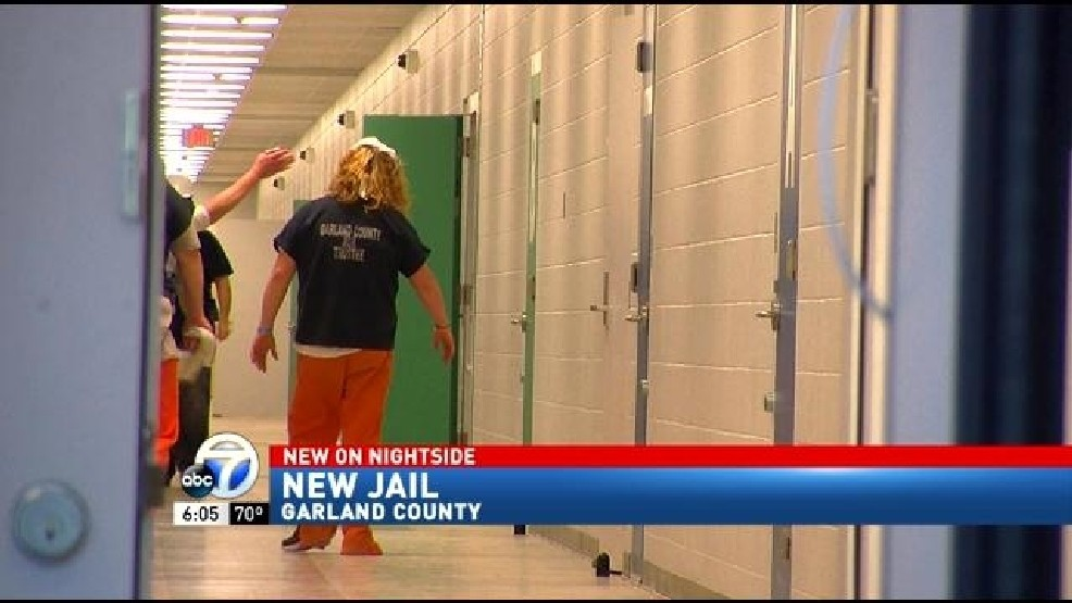 An inside look at the New Garland County Detention Center | KATV