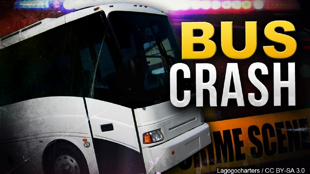 Bus in crash carried potential flood-remediation workers | KATV