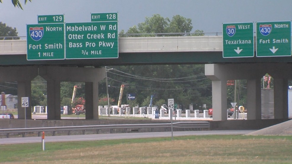 IDriveArkansas cameras show real-time traffic conditions on