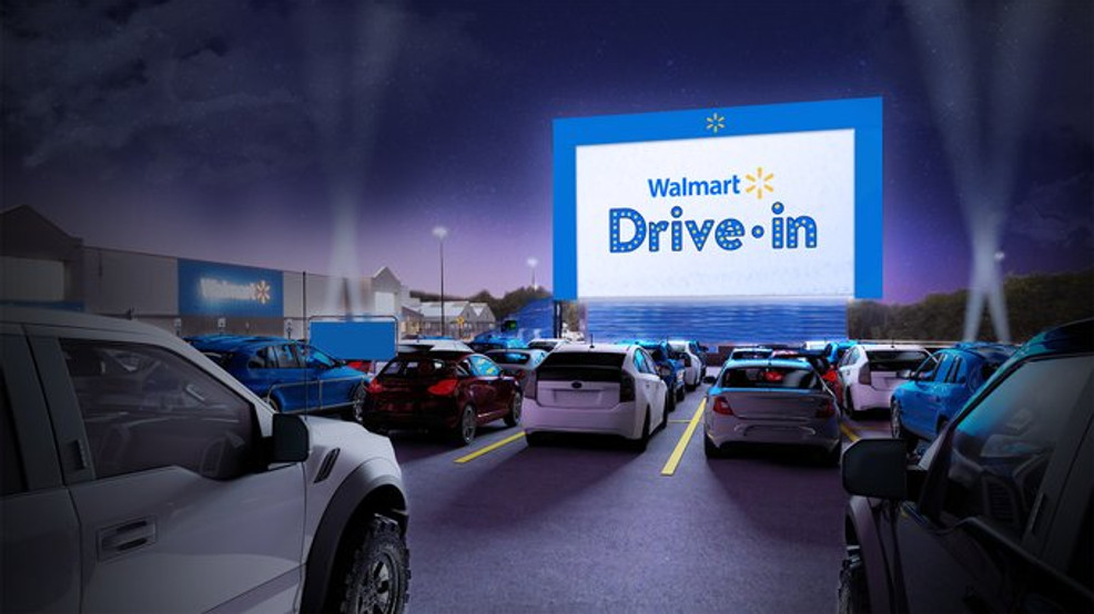 Walmart Announces Drive In Movie Theater Experience At 10 Arkansas Locations Katv