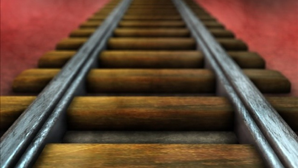 Cabot man cited for trespassing after being hit by train
