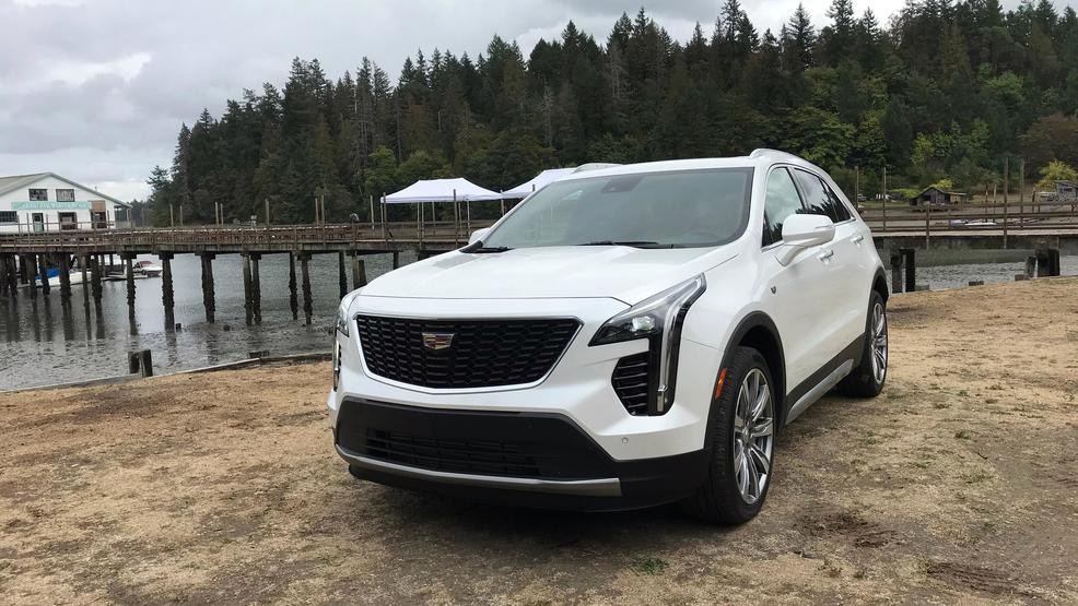 2019 Cadillac Xt4 Cadillac Introduces New Small Suv First
