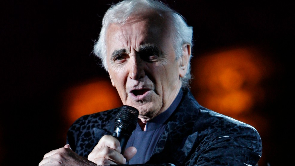 French singer and actor Charles Aznavour dies at age 94 | KATV