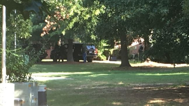 Standoff at Fayetteville apartment ends with arrest of