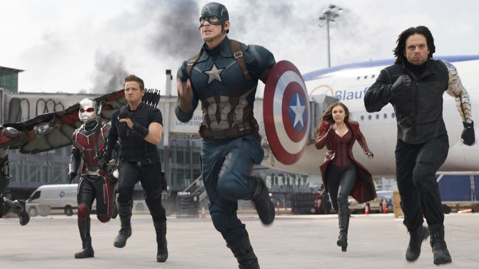 Wrapping 'Avengers 4,' Chris Evans hangs up Captain