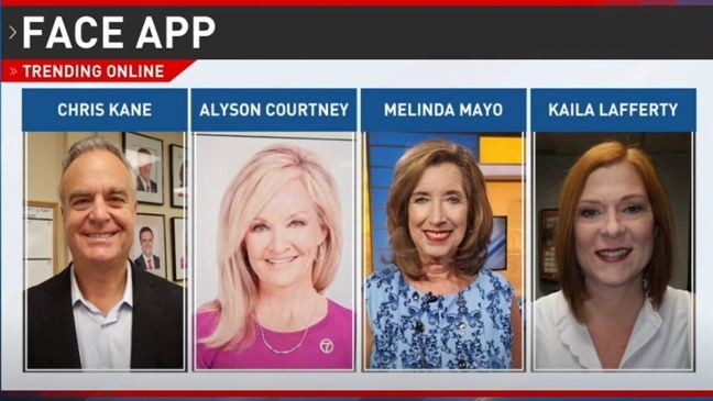 FaceApp has exploded in popularity  But what is the app doing with