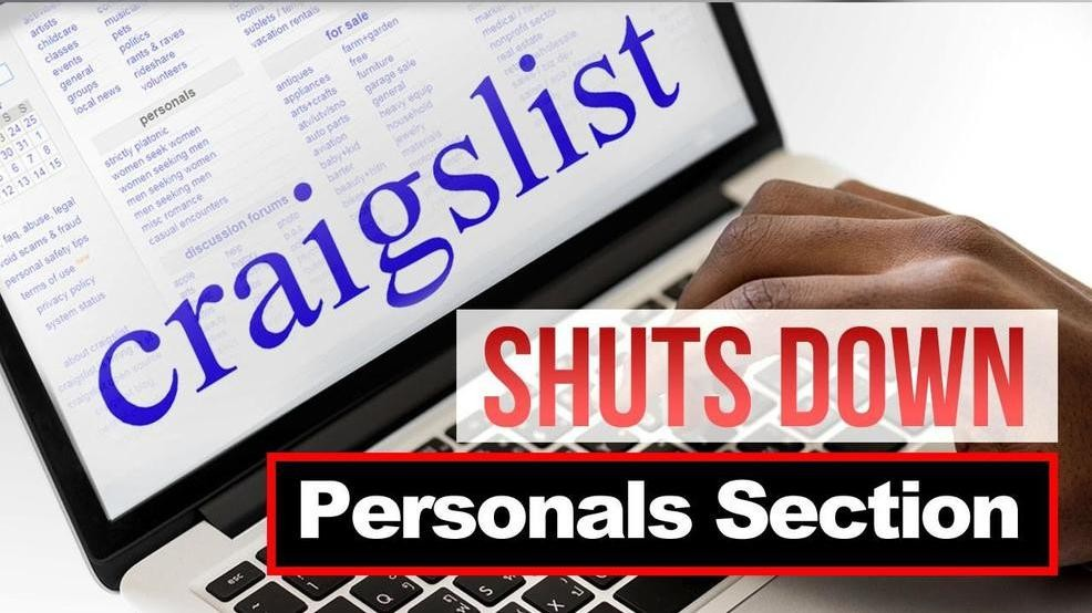 Craiglist Shuts Down Personal Ads But A Little Rock Organization Warns Of Loopholes Katv